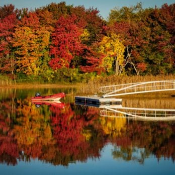 20 Best Places to Spot Fall Foliage in America