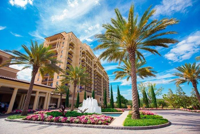 Disney hotel