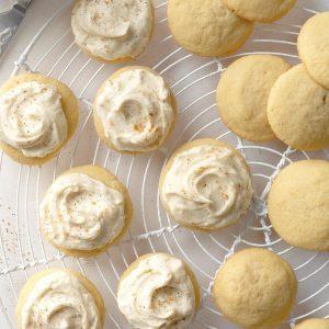 Delaware: Double Whammy Eggnog Cookies
