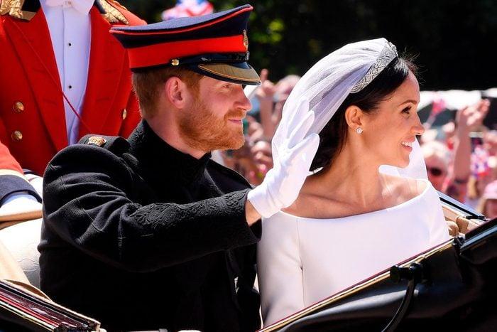 Duke and Duchess of Sussex wedding