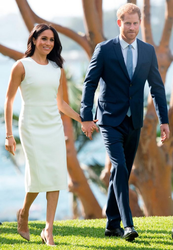 Duke and Duchess of Sussex Meghan and Harry