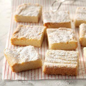 Buttery 3-Ingredient Shortbread Cookies