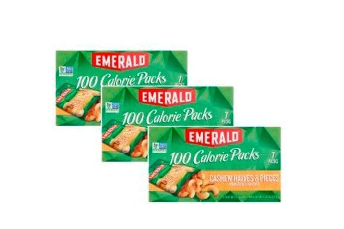 emerald cashew packs