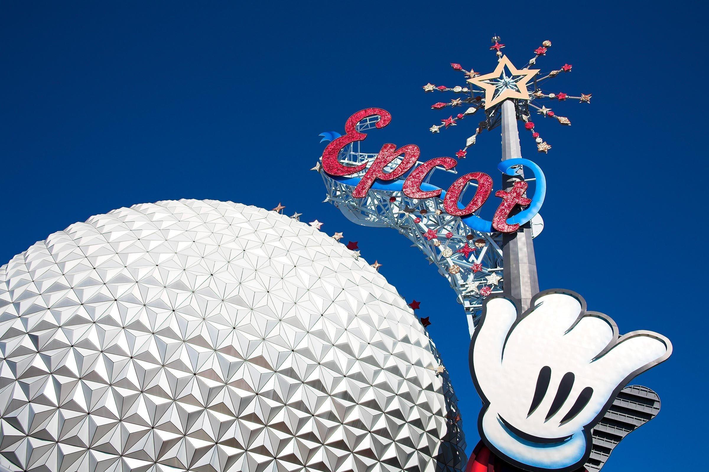 Epcot Disney park