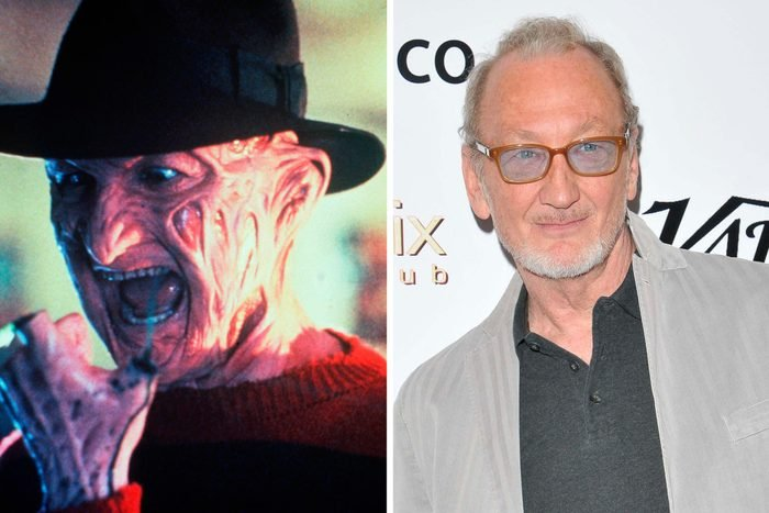 Freddy Krueger Nightmare on Elm St.