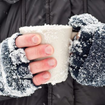 12 Things That Happen to Your Body When It's Freezing