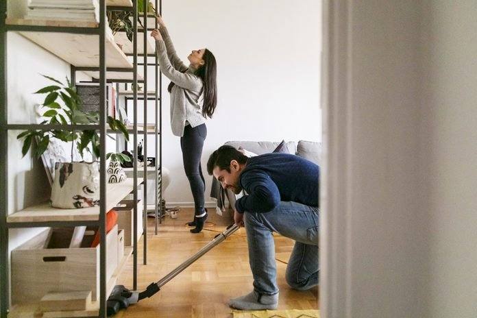 professional house cleaner tips