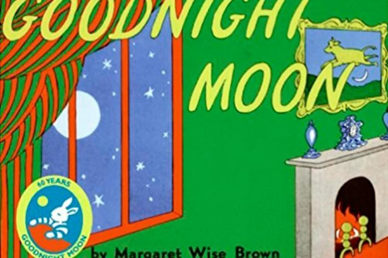Goodnight Moon best children's book for toddlers