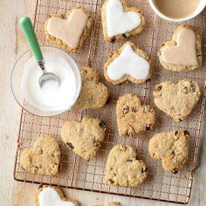 South Dakota: Great-Grandma's Oatmeal Cookies