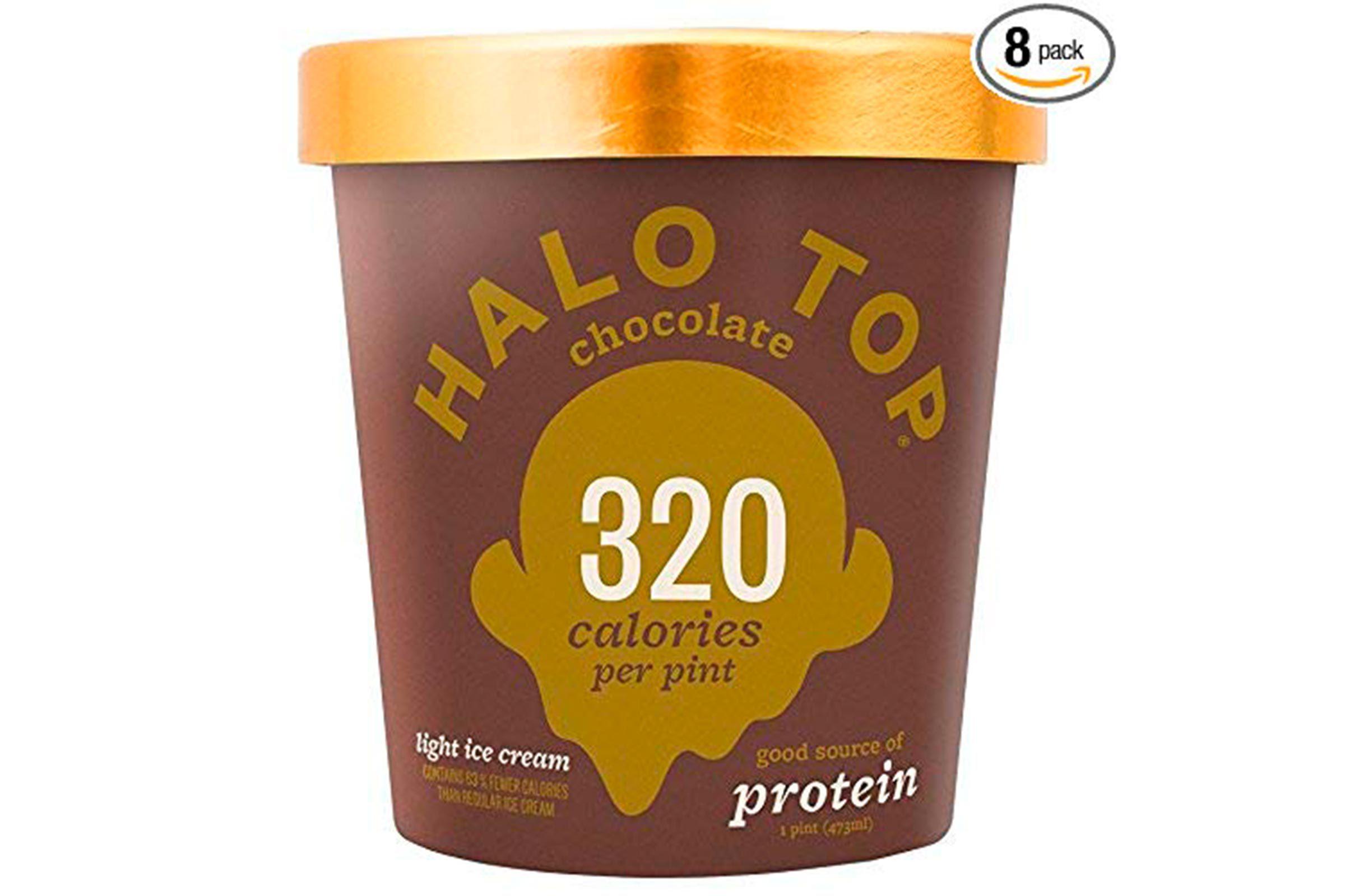 Halo ice cream