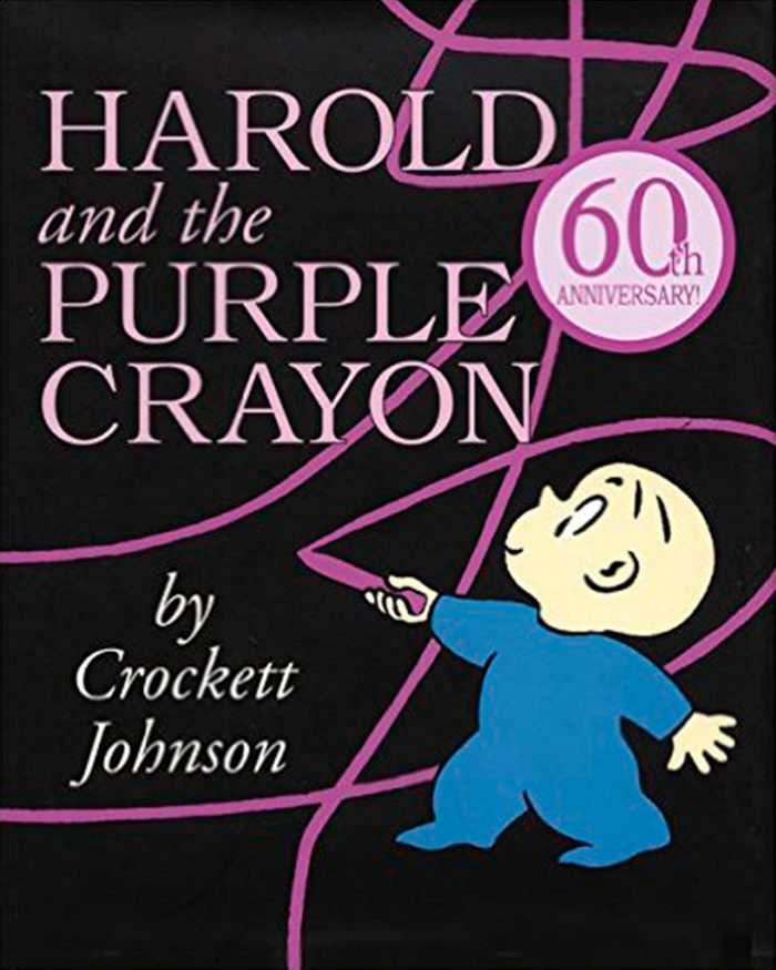 Harold and the Purple Crayon best story books for children