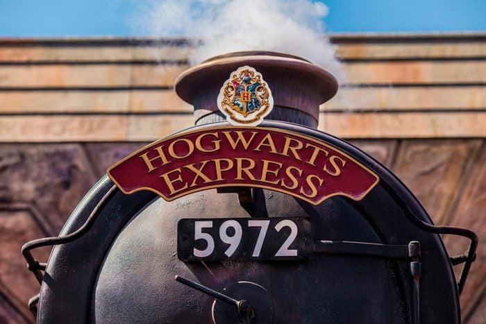 Hogwarts express disney