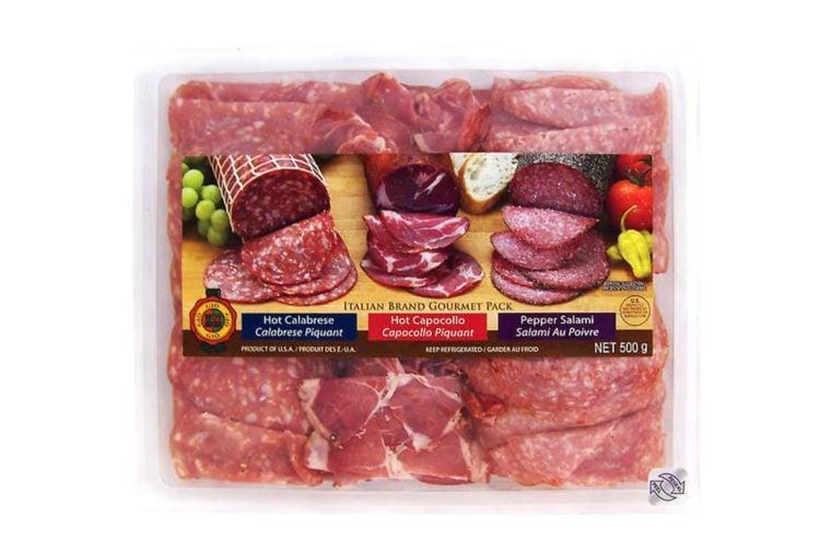 Italian Brand Gourmet Salami Pack 500 g