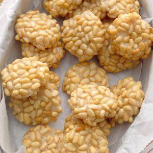 Massachusetts: Italian Pignoli Cookies