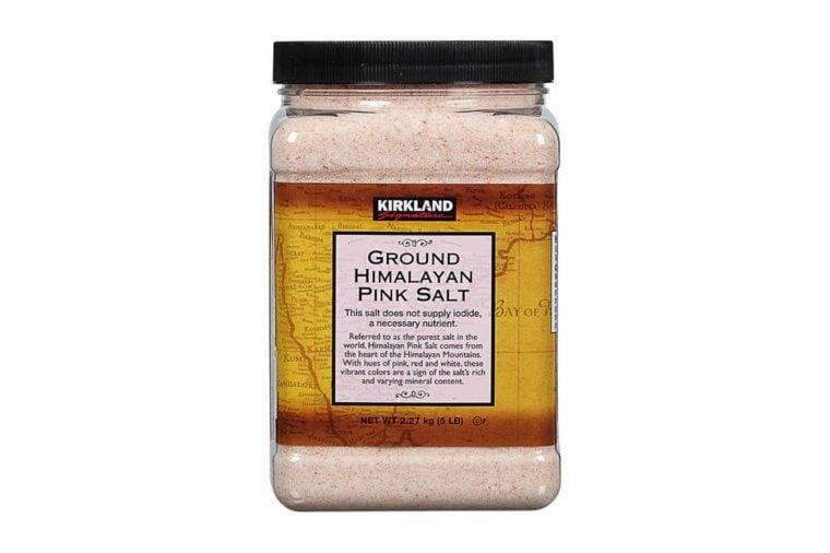 Kirkland Signature Himalayan Pink Salt, 5 lbs