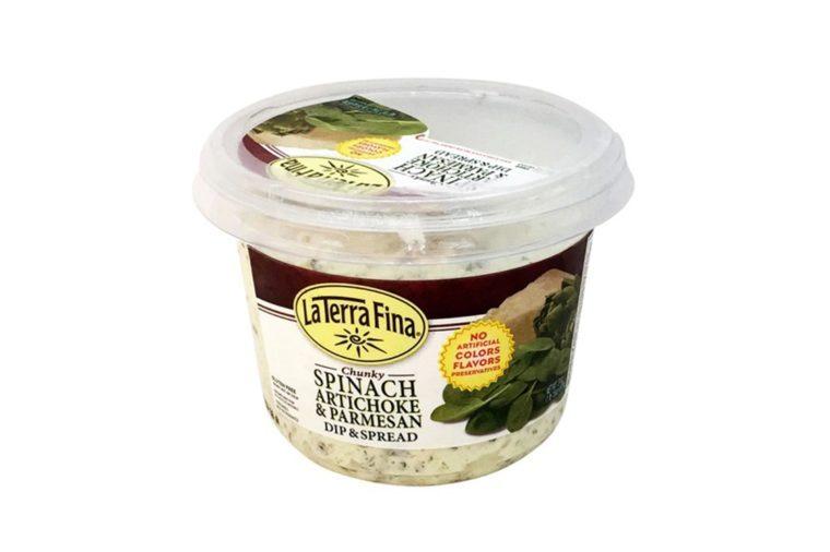 La Terra Fina Spinach Artichoke Dip