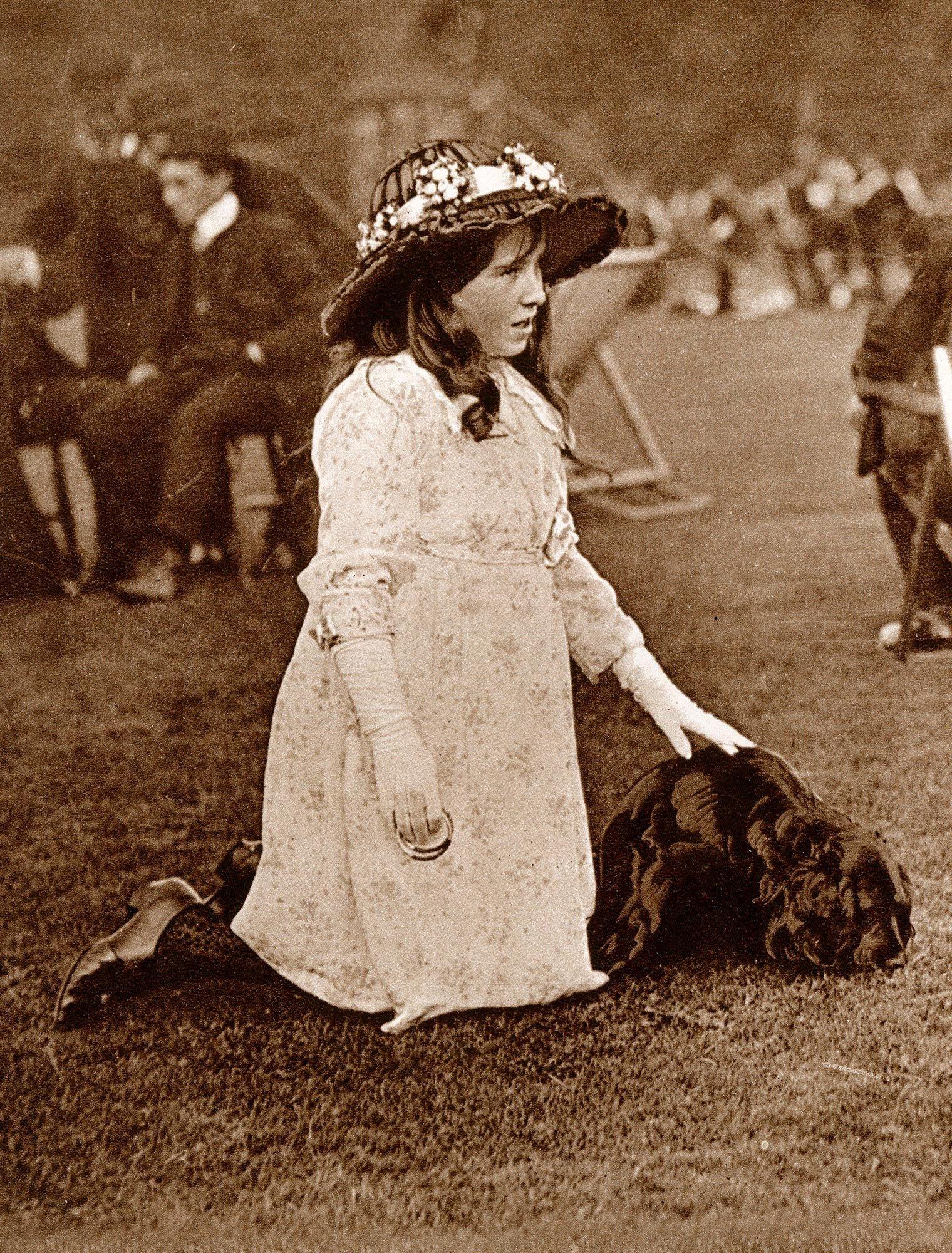 Lady Elizabeth Queen Mother