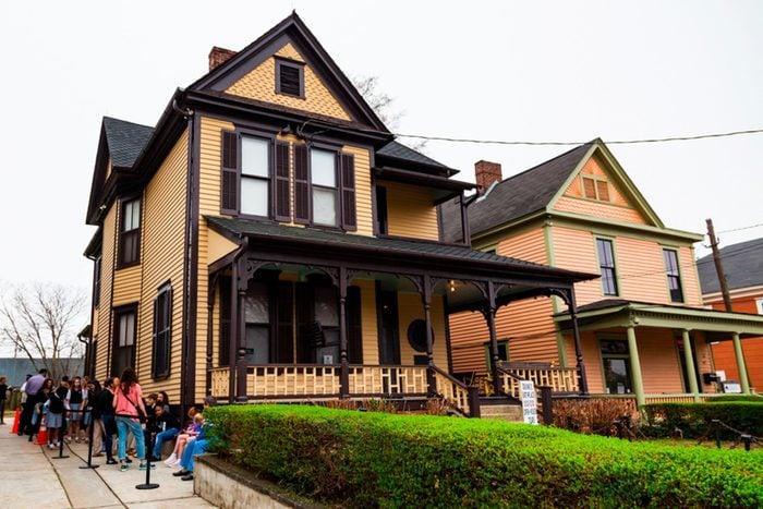 MLK Jr. Historic Site