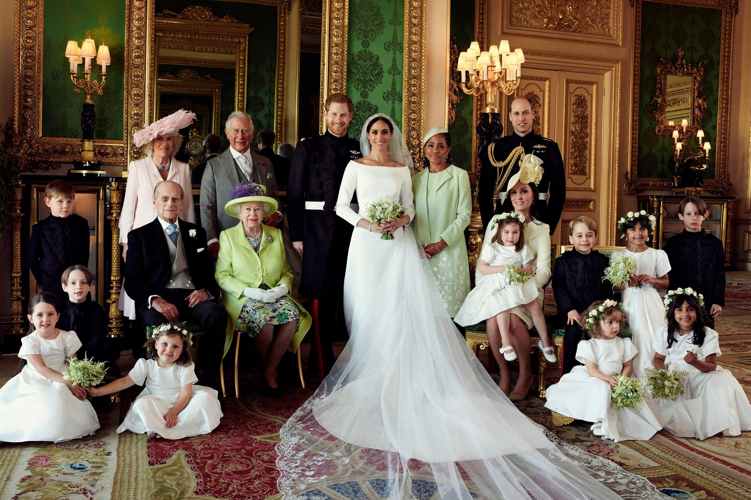 Details You Never Noticed About Meghan Markle's Wedding Dress