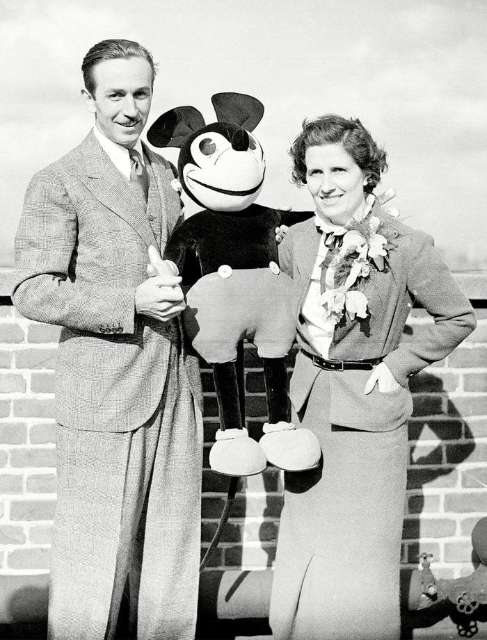 Mickey, walt disney and the woman who named Mickey