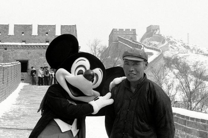 Mickey china