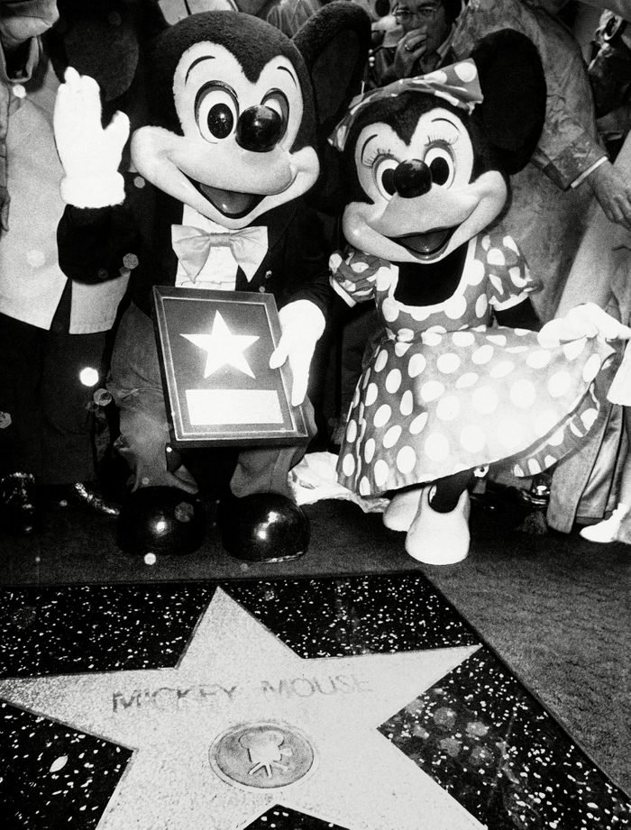 Mickey hollywood star