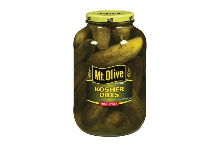 Mt. Olive Kosher Dill Pickles, 1 Gallon