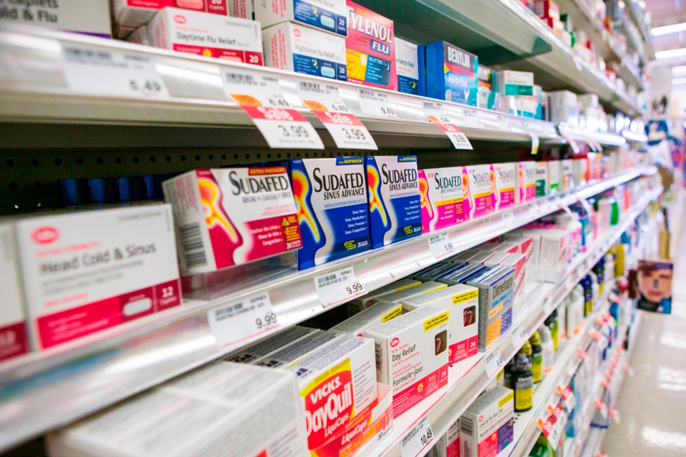 Name brand medicine