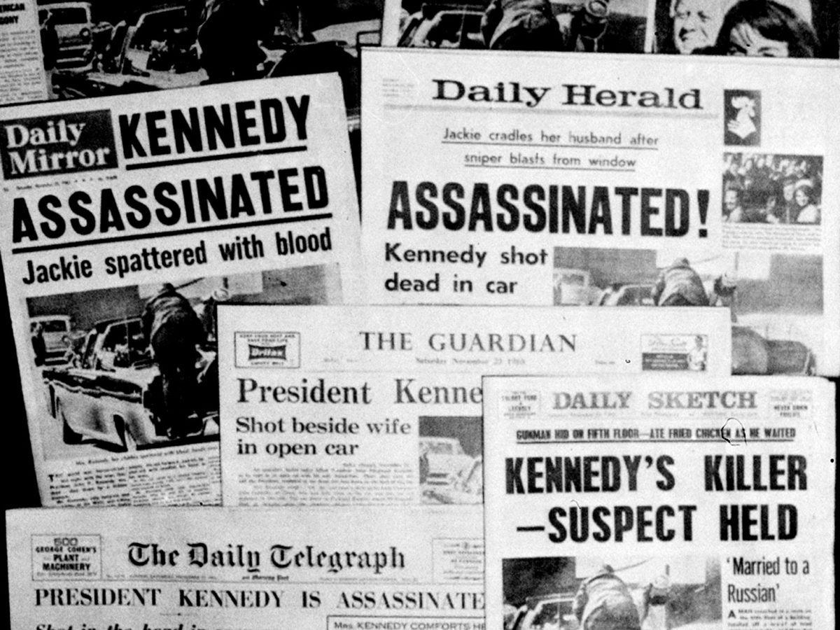 still unanswered questions about the assassination of jfk reader s