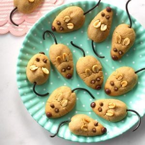 Arkansas: Peanut Butter Christmas Mice