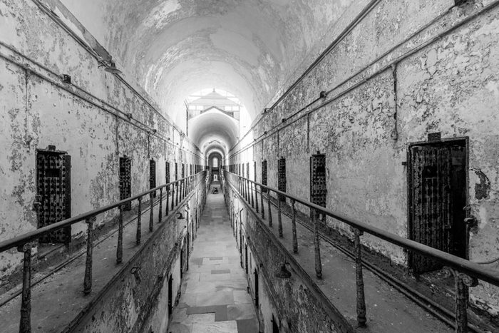 Pennsylvania Eastern State Penitentiary