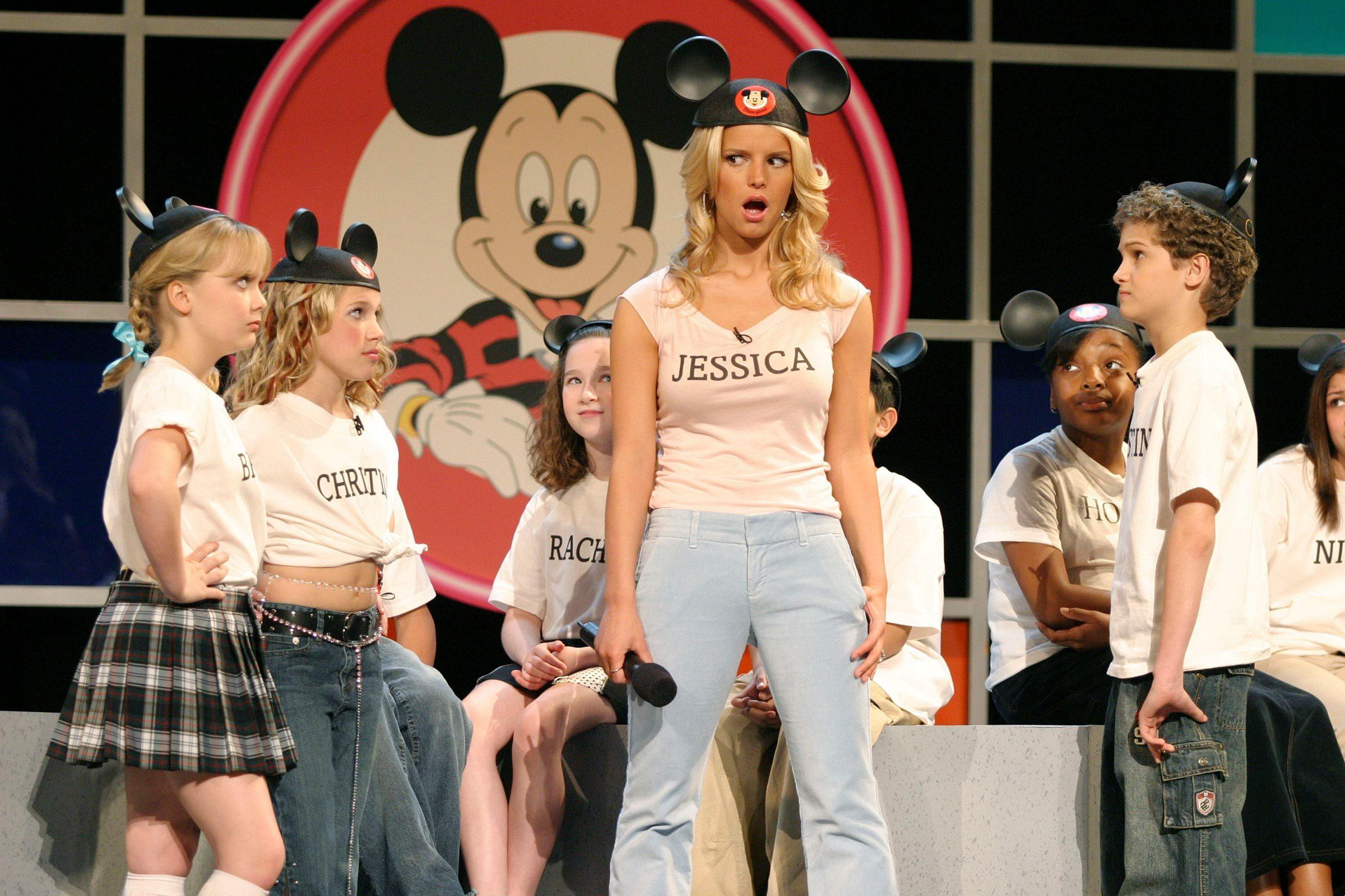 Reality TV Mickey