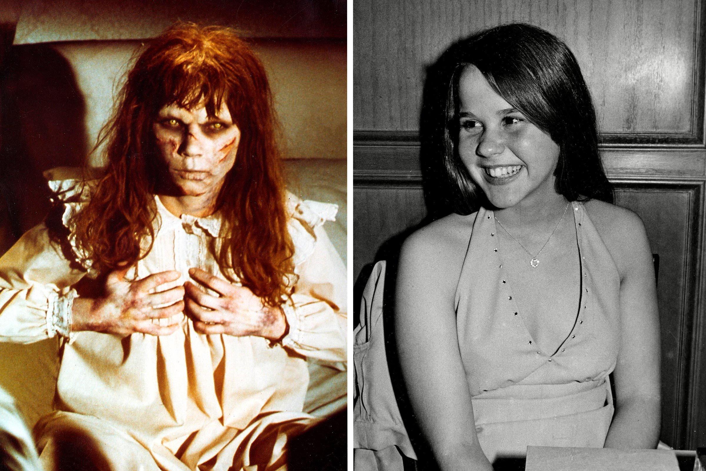Regan MacNeil The Exorcist