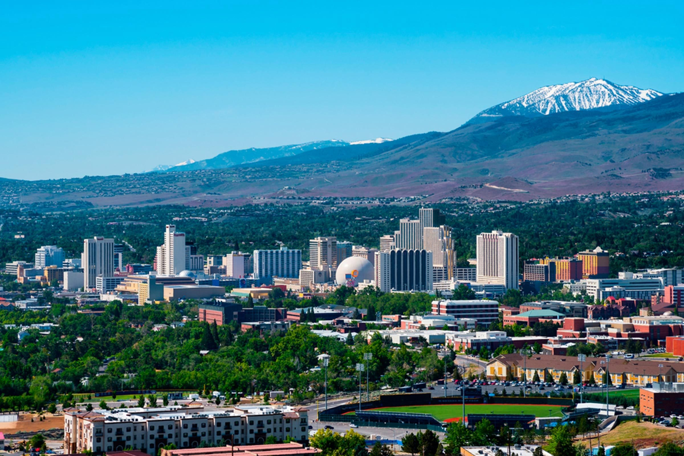 Reno Tahoe Nevada