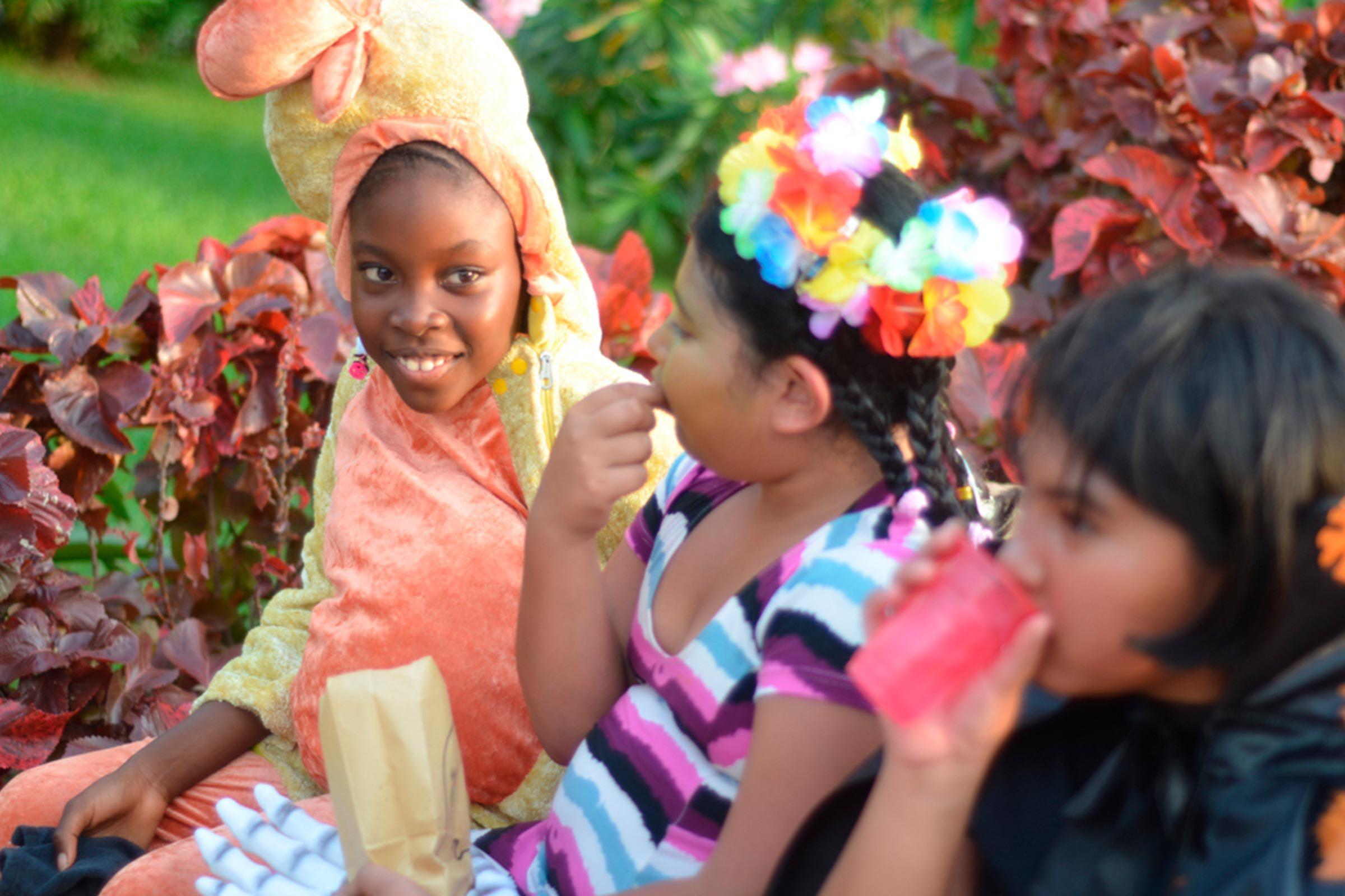 Rwanda Halloween