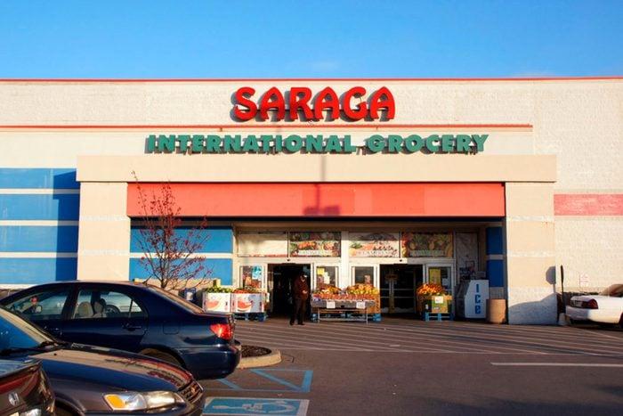 Saraga international market