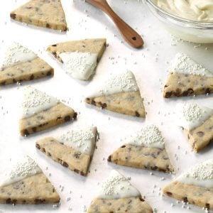 Rhode Island: Snowy Mountain Cookies