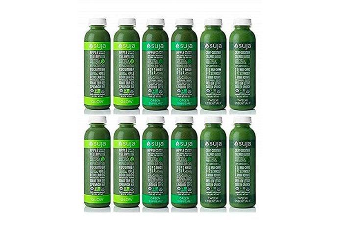 Suja green juice