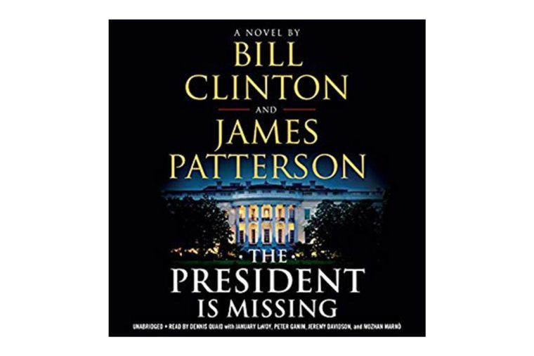 The President Is Missing Audible Audiobook – Unabridged