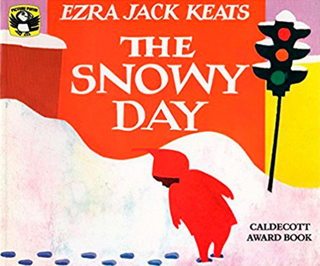 The Snowy Day story books for kids