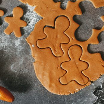 The Surprising History of the Gingerbread Man
