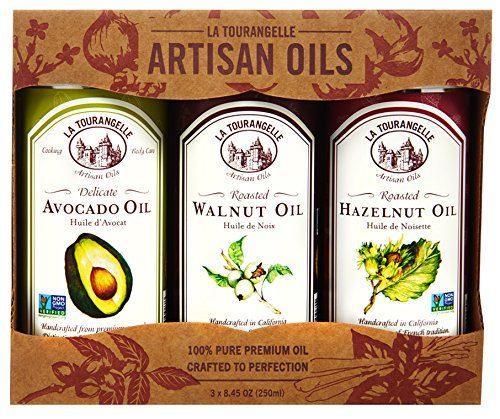 Tourangelle oils