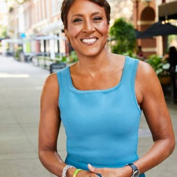 The 8-Word Phrase That Made Robin Roberts Who She Is
