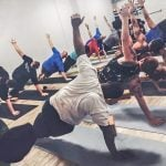 The Army Base Yoga Studio That's Healing Wounded Warriors