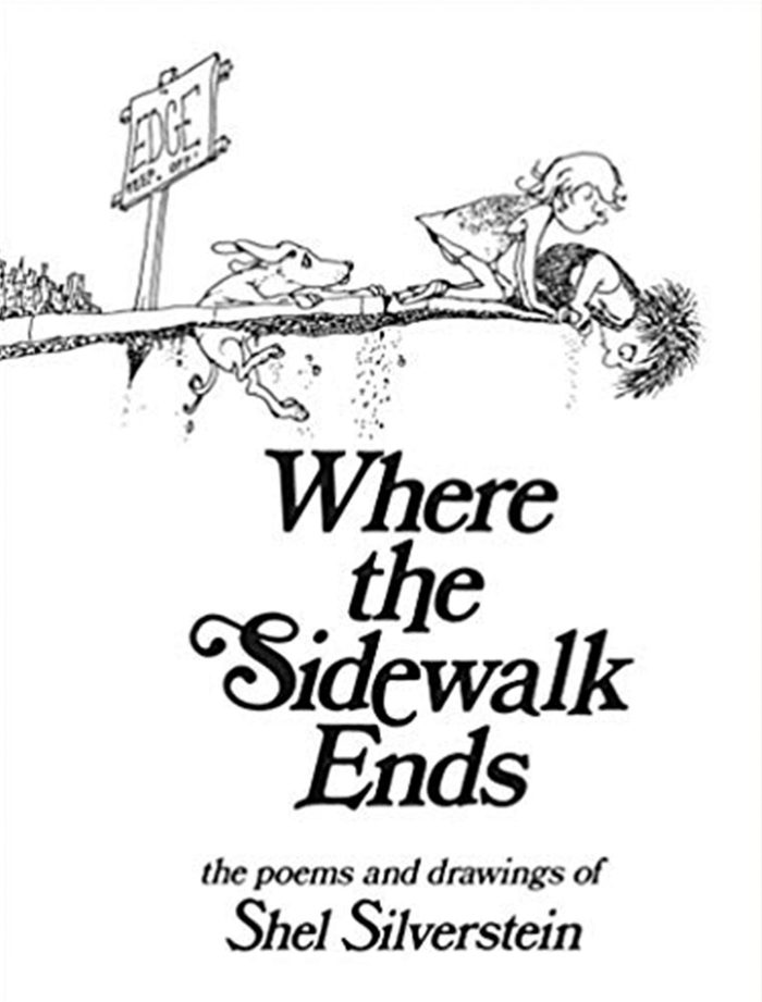 Where the Sidewalk Ends classic best chidlren's books