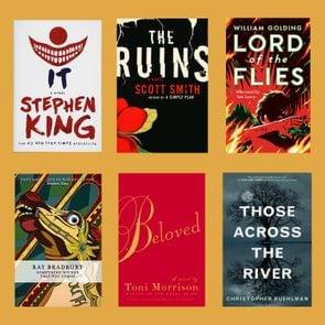 horror story books amazon