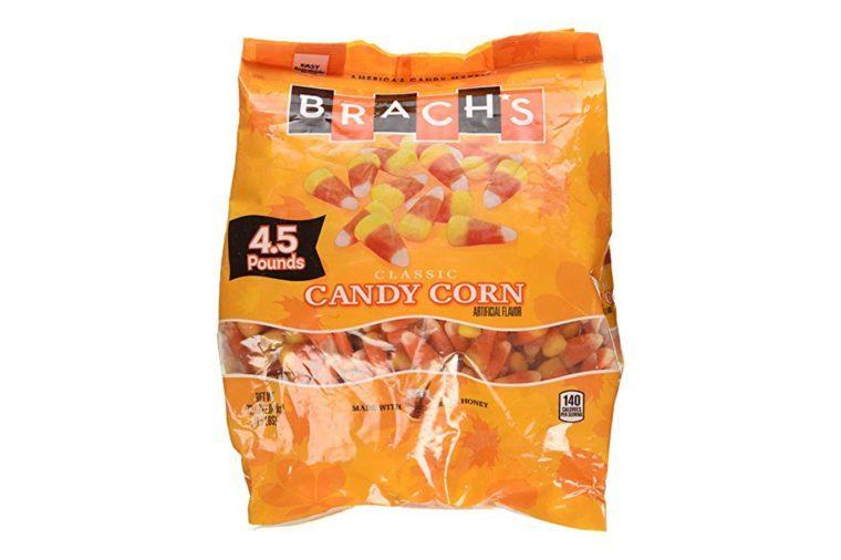 Brach's Candy Corn Resealable Value Bag (72 Oz. Resealable)