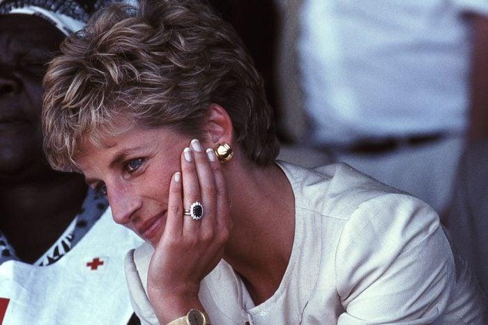 British Royal visit to Zimbabwe - 1993