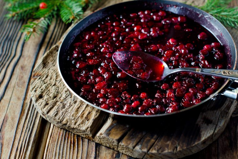 Cranberry Sauce