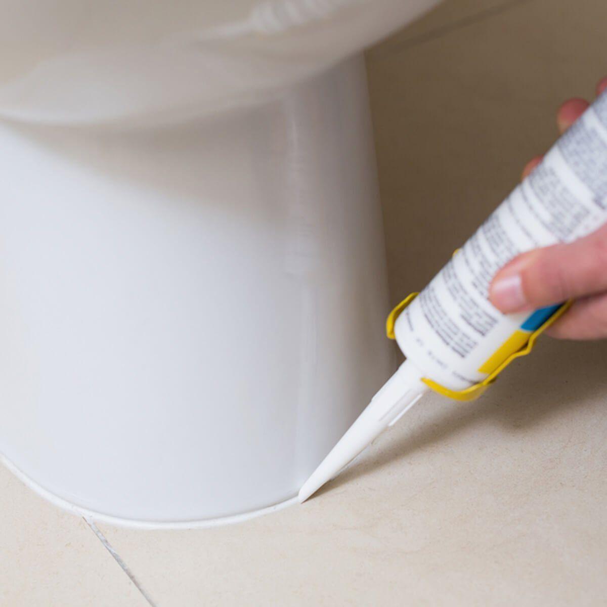 dfh11_shutterstock_162399491 caulk around a toilet